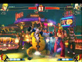 Street Fighter IV gameplay video Ken VS Rufus