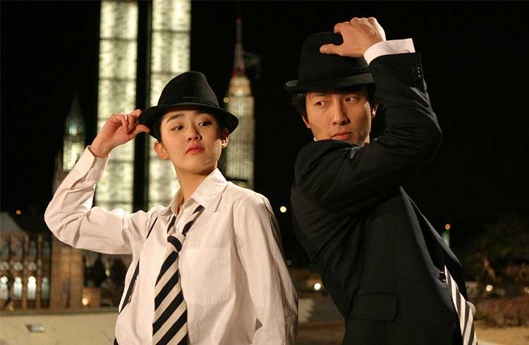 Innocent Steps 댄서의 순정 (korean movie) - 2