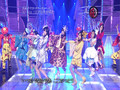 C-ute - Edo no Temari Uta II 080808 Music Fighter