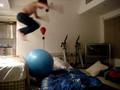 Dan's crazy stunts xD