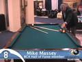 Mike Massey Performs Mizerak Trickshot