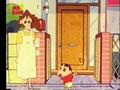 Shin Chan - Tante Minnie op Bezoek