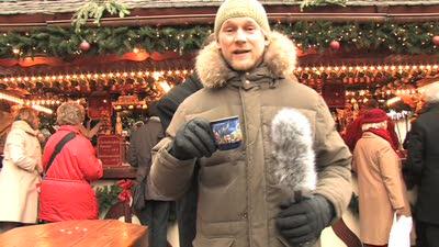 Weihnachtsmarkt-Test: Rathausmarkt
