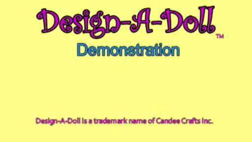 Design-A-Doll Demonstration