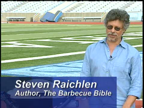Steven Raichlen, Author of The Barbeque Bible, on Tailgating