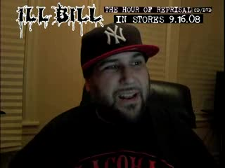"""ILL BILL -  """"The Hour Of Reprisal"""" preview"""