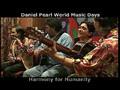 Daniel Pearl World Music Days PSA