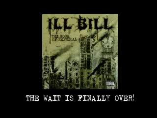 """ILL BILL breaks down """"White Nigger"""""""
