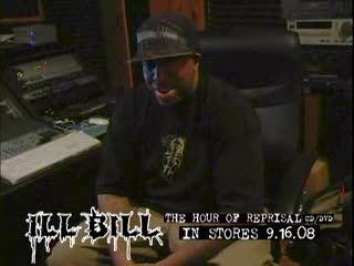 DJ Premier on working with ILL BILL