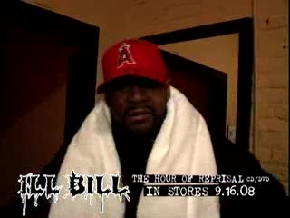 ILL BILL x Ghostface Killah