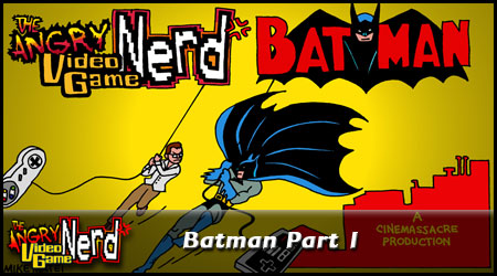 Angry video game nerd - Batman part 1