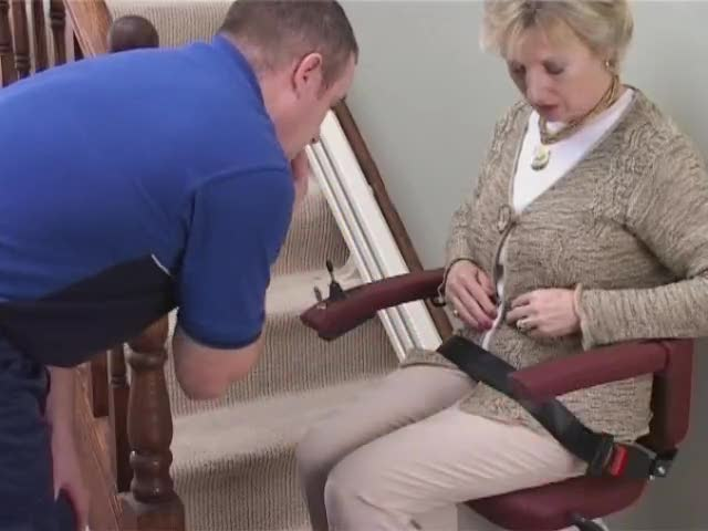 Churchills Stairlifts - Straight Stairlifts