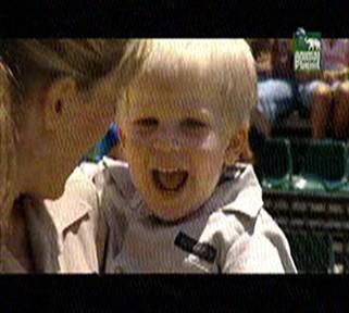 crocs rule - steve irwin msg with his boy kid