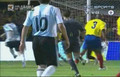 Lionel Messi - Gol a Colombia