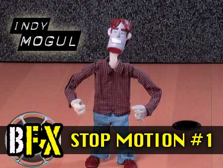 $10 Stop Motion Puppet