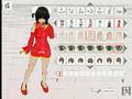 3D Custom Girl - Presets