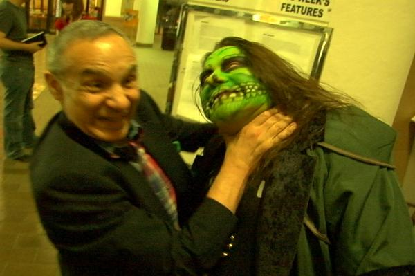 POULTRYGEIST DC DEBUT-MONSTER MADHOUSE & LLOYD KAUFMAN