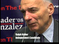 Exclusive Ralph Nader Interview at the DNC