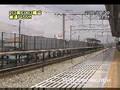 Sanyo-Line #4, EF210-1 EF200-2 EF-200-17 Freight, Class115, Class213, KiHa187, Nishigawara station, 20080820.mp4