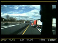 Truck Smashes Into Other Cars