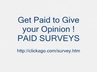 Get paid for your opinions - $500 to $3500 !