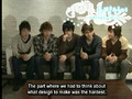 {TVfXQForever} 2006.12.28 TVXQ's Comment on mu-mo Jewelry Design [English Subbed].avi