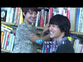 Eugene(SES) & Lee Dong-Wook @ Entertainment Weekly(Sep 3, 2008)