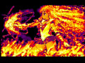Anime in flames