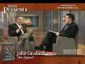"John Grisham discusses his book ""The Appeal"""