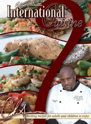 A Blessed Chef's International Cuisine Cookbook Preview