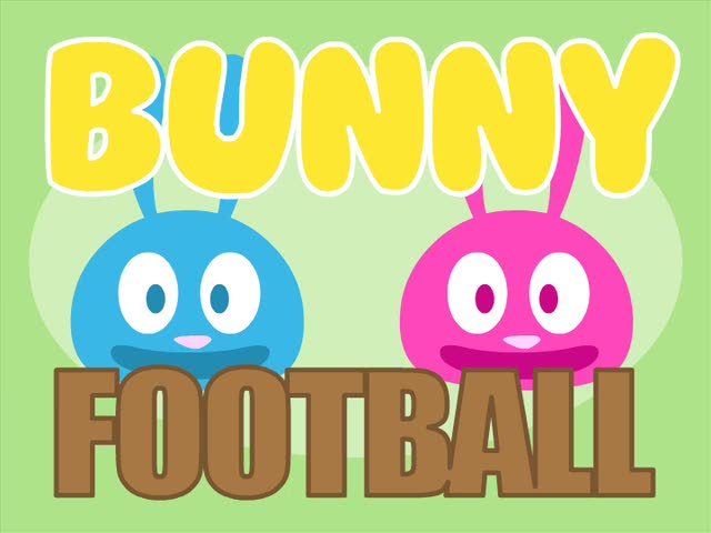 The Cute Games - Bunny Paper Football