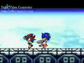 sonic vs shadow preview 2