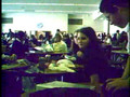 Lunch time at my high school