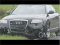 Audi Crash at the Ring, Cops w/Hummers -FastLaneDaily- 16Sep