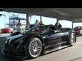 German Supercar Gumpert Apollo's first American Track Test