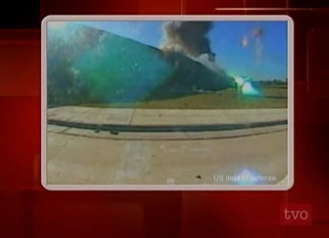 9/11 Pysics - TVO - Agenda