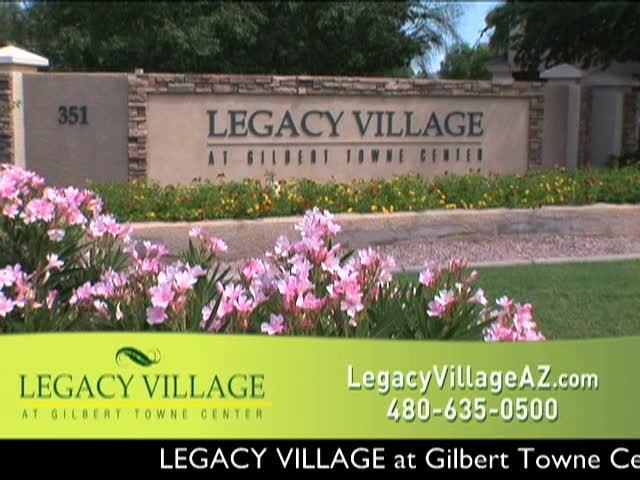 Legacy Village Apartment Community - Video tour