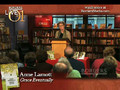 "Anne Lamott discusses her book, ""Grace Eventually"", at Borders flagship store in Ann Arbor Michigan"