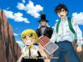 Konjiki no gash bell episode 86