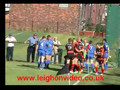Leigh east V Thorn Hill Trojans