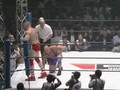 Kurt Angle Vs Brock Lesnar