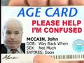 John McCain's Age Card