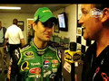 Jeff Gordon likes to Rock – Interview in Richmond