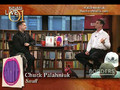 "Chuck Palahniuk discusses his book ""Snuff"" at Bordeers"