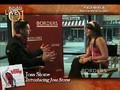 "Joss Stone discusses her album, ""Introducing Joss Stone"", at Borders"