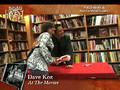 "Dave Koz discusses his CD ""At the Movies"" at Borders"