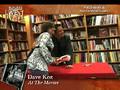 "Dave Koz discusses his CD ""At the Movies"" at Borders"