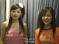 Risa Niigaki & Ai Takahashi FLET'S Video Diary