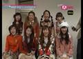 Mnet Wide News SNSD & Wonder Girls 071207