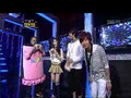 Super Junior - SBS Inkigayo Kangin and Leeteuk MCing [080907]